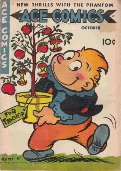 Cover for Ace Comics (David McKay, 1937 series) #127