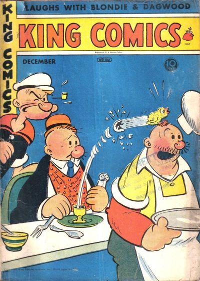 Cover for King Comics (David McKay, 1936 series) #104