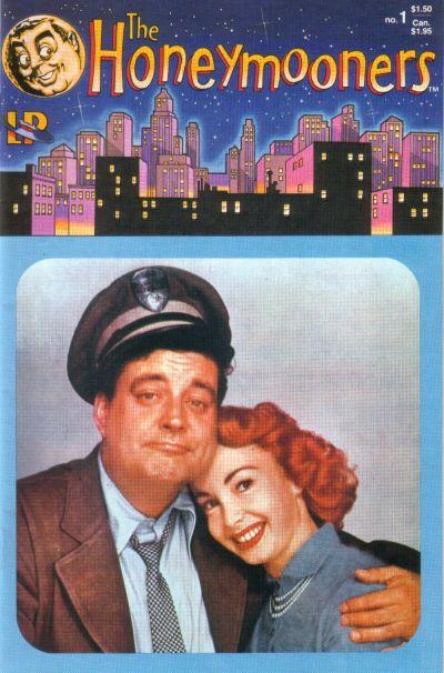 Cover for The Honeymooners (Lodestone, 1986 series) #1