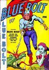 Cover for Blue Bolt (Novelty / Premium / Curtis, 1940 series) #v1#1 [1]