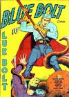 Cover for Blue Bolt (Novelty / Premium / Curtis, 1940 series) #v1#5 [5]