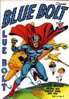 Cover for Blue Bolt (Novelty / Premium / Curtis, 1940 series) #v1#7 [7]
