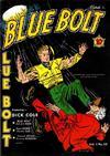 Cover for Blue Bolt (Novelty / Premium / Curtis, 1940 series) #v1#10 [10]