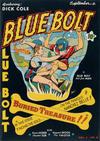 Cover for Blue Bolt (Novelty / Premium / Curtis, 1940 series) #v2#4 [16]