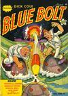 Cover for Blue Bolt (Novelty / Premium / Curtis, 1940 series) #v2#10 [22]
