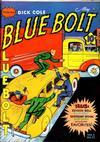 Cover for Blue Bolt (Novelty / Premium / Curtis, 1940 series) #v2#12 [24]