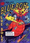 Cover for Blue Bolt (Novelty / Premium / Curtis, 1940 series) #v3#2 [26]