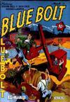 Cover for Blue Bolt (Novelty / Premium / Curtis, 1940 series) #v3#10 [34]