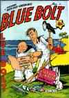 Cover for Blue Bolt (Novelty / Premium / Curtis, 1940 series) #v3#12 [36]