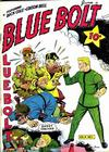Cover for Blue Bolt (Novelty / Premium / Curtis, 1940 series) #v4#1 [37]
