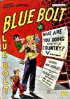 Cover for Blue Bolt (Novelty / Premium / Curtis, 1940 series) #v4#3 [39]