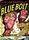 Cover for Blue Bolt (Novelty / Premium / Curtis, 1940 series) #v4#4 [40]