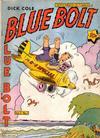 Cover for Blue Bolt (Novelty / Premium / Curtis, 1940 series) #v5#1 [49]