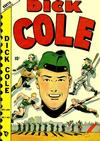 Cover for Dick Cole (Novelty / Premium / Curtis, 1948 series) #v1#1 [1]