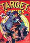 Cover for Target Comics (Novelty / Premium / Curtis, 1940 series) #v1#1 [1]