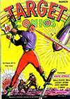 Cover for Target Comics (Novelty / Premium / Curtis, 1940 series) #v1#2 [2]