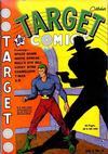 Cover for Target Comics (Novelty / Premium / Curtis, 1940 series) #v1#9 [9]