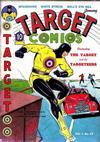 Cover for Target Comics (Novelty / Premium / Curtis, 1940 series) #v1#12 [12]