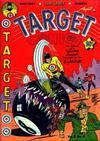 Cover for Target Comics (Novelty / Premium / Curtis, 1940 series) #v2#6 [18]