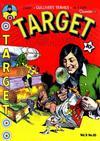 Cover for Target Comics (Novelty / Premium / Curtis, 1940 series) #v3#10 [34]
