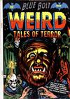 Cover for Blue Bolt Weird Tales of Terror (Star Publications, 1951 series) #111