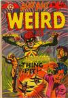 Cover for Blue Bolt Weird Tales of Terror (Star Publications, 1951 series) #117
