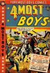 Cover for Four-Most Boys Comics (Star Publications, 1949 series) #40
