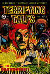 Cover for Terrifying Tales (Star Publications, 1953 series) #13