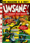 Cover for Unsane (Star Publications, 1954 series) #15