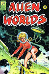 Cover for Alien Worlds (Pacific Comics, 1982 series) #4