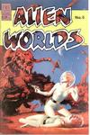 Cover for Alien Worlds (Pacific Comics, 1982 series) #5