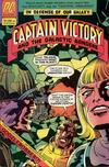Cover for Captain Victory and the Galactic Rangers (Pacific Comics, 1981 series) #4