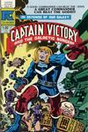 Cover for Captain Victory and the Galactic Rangers (Pacific Comics, 1981 series) #9