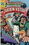 Cover for Captain Victory and the Galactic Rangers (Pacific Comics, 1981 series) #11