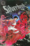 Cover for Silverheels (Pacific Comics, 1983 series) #2
