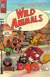 Cover for Wild Animals (Pacific Comics, 1982 series) #1