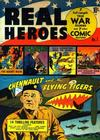 Cover for Real Heroes (Parents' Magazine Press, 1941 series) #7