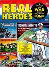 Cover for Real Heroes (Parents' Magazine Press, 1941 series) #8
