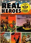 Cover for Real Heroes (Parents' Magazine Press, 1941 series) #10
