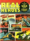 Cover for Real Heroes (Parents' Magazine Press, 1941 series) #11