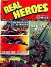 Cover for Real Heroes (Parents' Magazine Press, 1941 series) #13