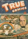 Cover for True Comics (Parents' Magazine Press, 1941 series) #1