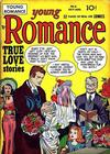 Cover for Young Romance (Prize, 1947 series) #v1#6 (6)