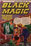 Cover for Black Magic (Prize, 1950 series) #v4#1 (25)