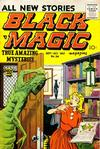 Cover for Black Magic (Prize, 1950 series) #v6#1 (34)