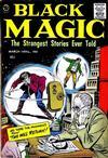 Cover for Black Magic (Prize, 1950 series) #v8#1 [46]
