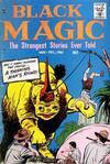 Cover for Black Magic (Prize, 1950 series) #v8#5 [50]