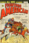 Cover for Fighting American (Prize, 1954 series) #v2#1 (7)