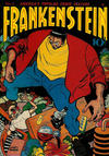 Cover for Frankenstein (Prize, 1945 series) #2