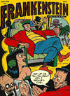 Cover for Frankenstein (Prize, 1945 series) #8